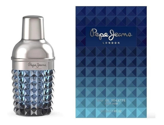 Pepe Jeans London For Him Edt Perfume Masculino 100ml