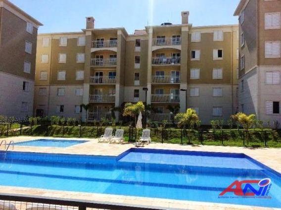 Apartamento, 3 Dormitórios, 70 M²,- Condomínio Avalon, - Hortolândia/sp - Ap0006