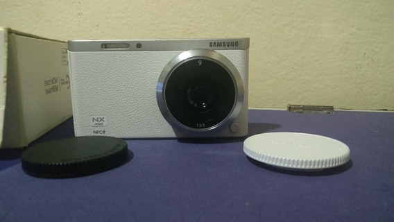 Câmera Samsung Nx Mini