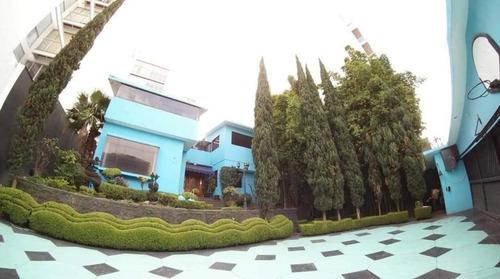 Imagen 1 de 12 de Espectacular Casa En Renta En San Jerónimo Aculco, 50071