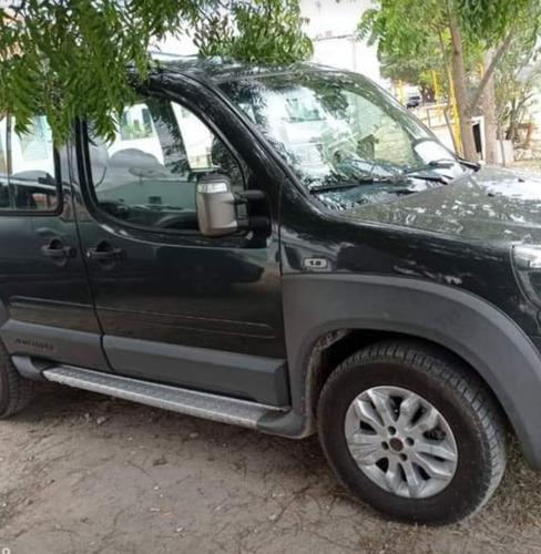 Fiat Doblo 2014 1.8 16v Adventure Flex 5p