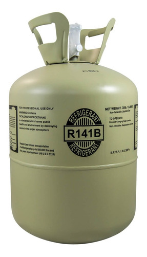 Refrigerante R141b R141 De Limpieza Fraccionado