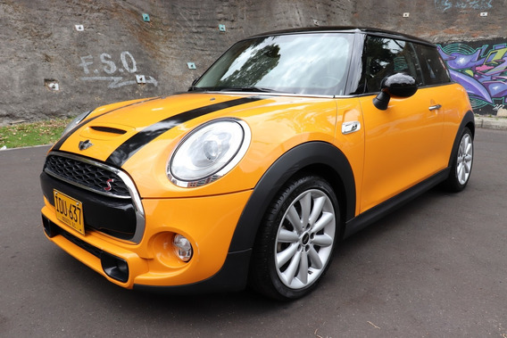 Mini Cooper S Pepper Twinpower Turbo Mt 2000cc Aa 6ab Abs