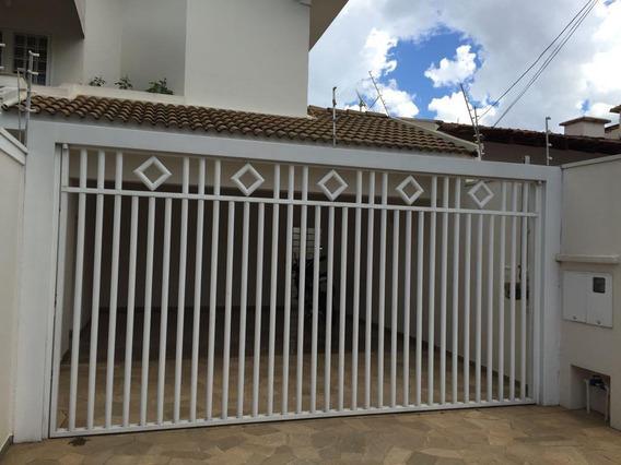 Casa Residencial À Venda, Jardim Dos Seixas, São José Do Rio Preto. - Ca3404