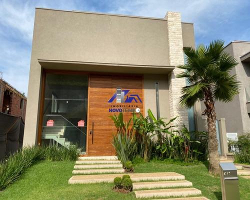 Casa A Venda No Tamboré Com 4 Dorms E 6 Vagas - Res. Vila Solaia - Ca00805 - 69396265