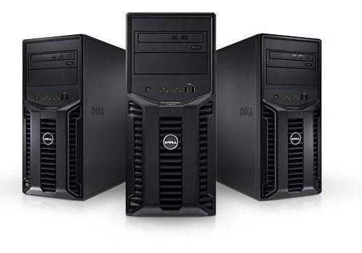 Servidor Dell Poweredge T110 Ii Com Windows Server 2008