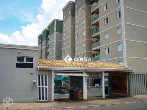Imagem 1 de 20 de Apartamento Com 2 Dormitórios À Venda, 72 M² - Condomínio Villagio D'amore - Indaiatuba/sp - Ap1234