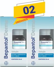 Kit Bepantol Derma Solução 50ml 2unidades