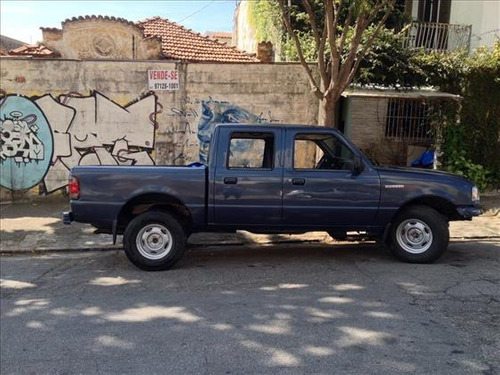 Ford Ranger 2.8 Xl Cab. Dupla 4x2 4p