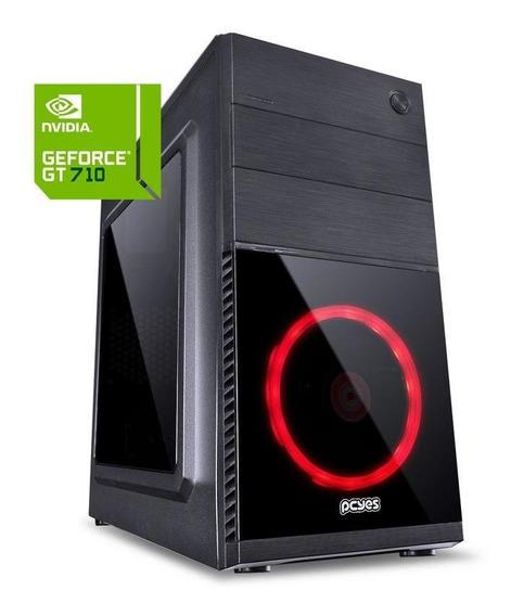Computador Desktop Core I5 8gb Ssd 120gb Hd 1tb Muito Espaço
