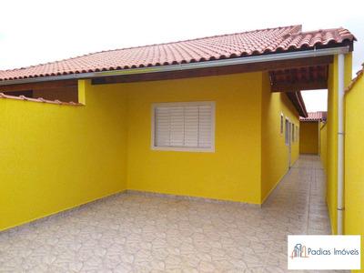 Casa Com 2 Dorms, Vera Cruz, Mongaguá - R$ 230 Mil, Cod: 857623 - V857623