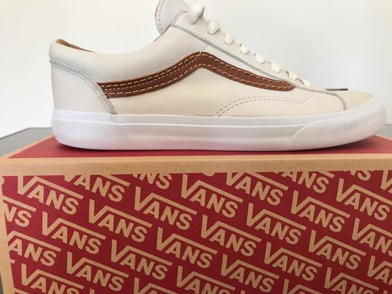 Tênis Vans Old Skool Couro Num 42