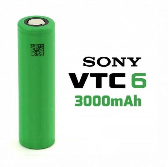 04 Unidades - Bateria Sony Vtc6