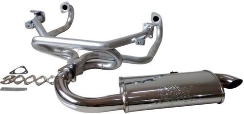 Imagen 1 de 3 de Kit Headers Competencia Con Fat Boy Vocho Miller Carburado