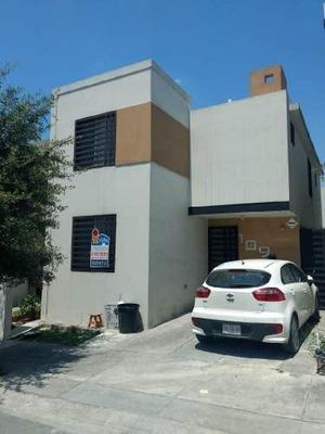 Casa En Condominio En Renta En Capellanía Residencial, Apodaca, Nuevo León