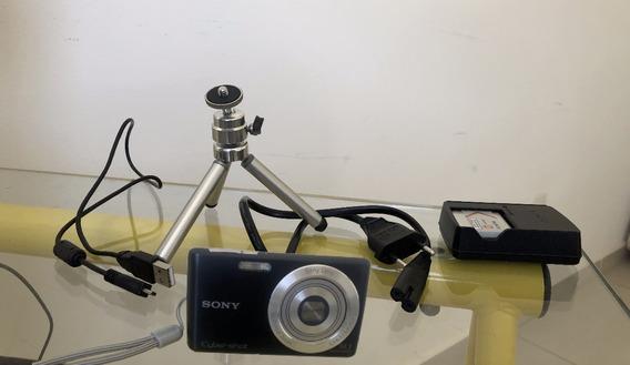 Câmera Digital Sony Cybershot Dsc-w620 14.1 Megapixels