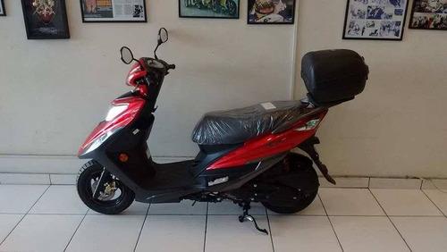 Haojue Lindy 125 2022 0km - Moto & Cia