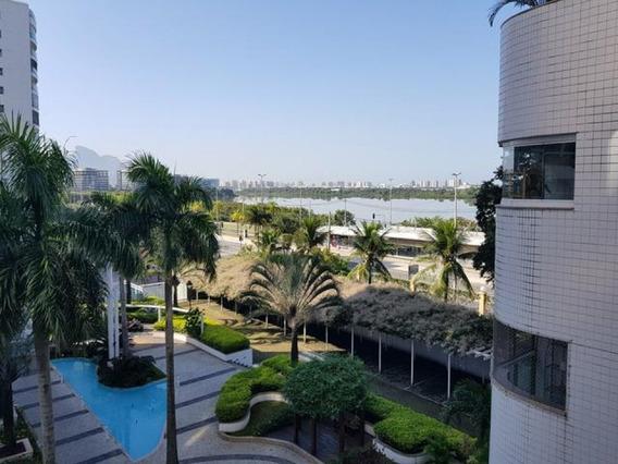 Apartamento Em Barra Da Tijuca, Rio De Janeiro/rj De 148m² 4 Quartos À Venda Por R$ 1.080.000,00 - Ap178496