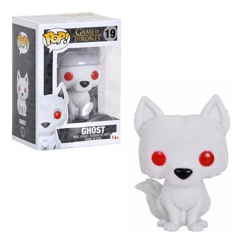 Funko Pop Games Of Thrones - Ghost 19