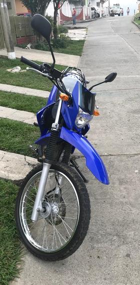 Venta De Moto Yamaha Xtz 125 Modelo 2019 Único Dueño. Valor