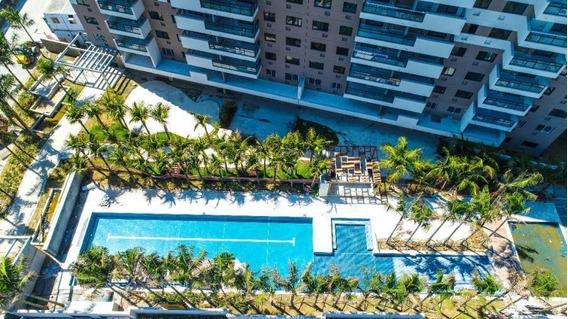 Apartamento Em Barra Da Tijuca, Rio De Janeiro/rj De 67m² 2 Quartos À Venda Por R$ 396.000,00 - Ap332247