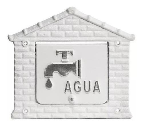 Visor Água Colonial Casinha  Aluminio