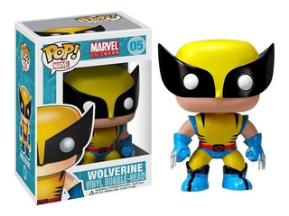Funko Pop Wolverine 05 - Marvel - Muñeco Nuevo Original