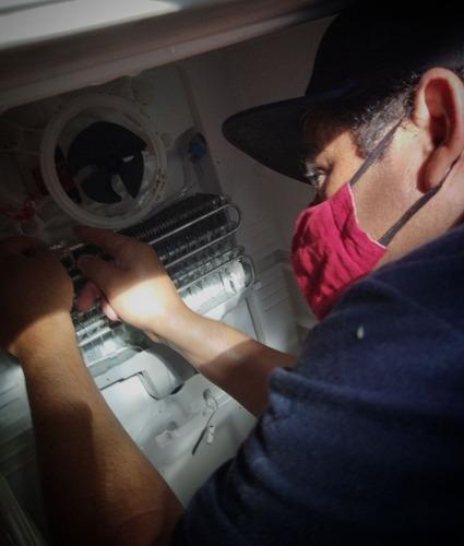 Imagem 1 de 1 de Conserto De Geladeira E Máquina De Lavar