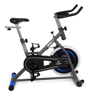 Bicicleta Fija Spinning Rueda 11 Kg Amazing Fitness®