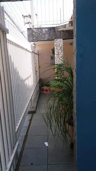 Casa Residencial Para Venda E Locação, Centro, Caçapava. - Ca1209