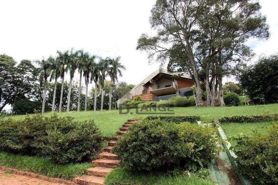 Mansão Gramado - Condominio Alto Da Nova Campinas - Ca13516