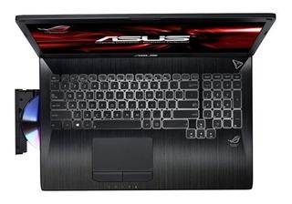 Laptop Notebook Asus Republic Of Gamers Rog G750jx Seminueva