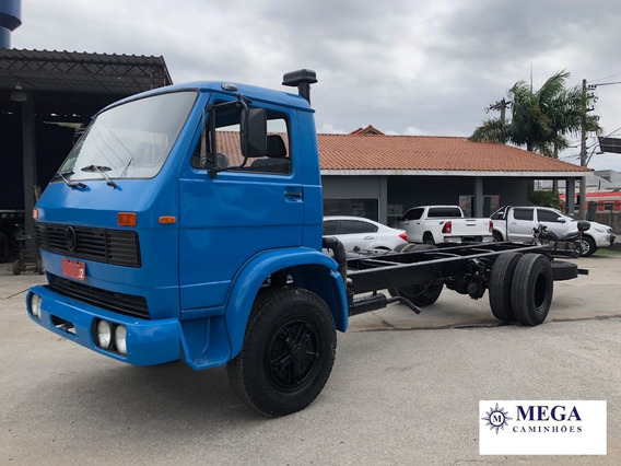 Vw 13130 Chassis 7m
