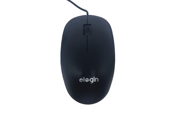 Mouse Elogin Standart Preto- Mo01