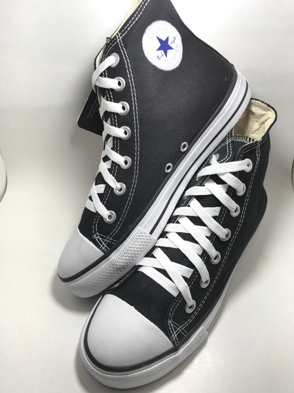 Tenis Converse All Star Ct Core Hi Bota Preto