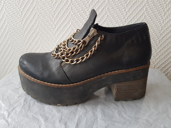 Zapatos Plataforma Omg