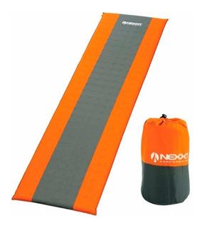 Colchoneta Autoinflable Aislante Camping Nexxt 3.5cm Palerm°