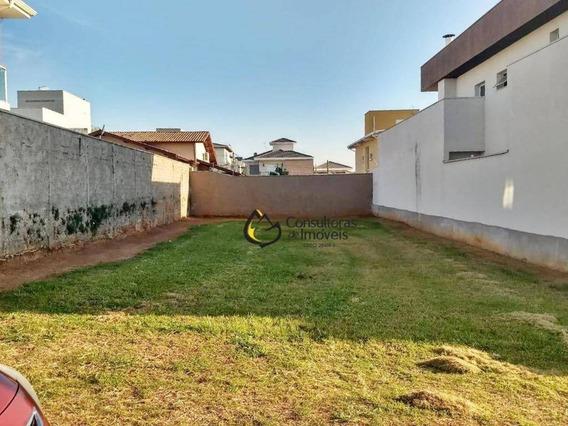 Terreno À Venda, 330 M² Por R$ 215.000 - Condomínio Terras Do Fontanário - Paulínia/sp - Te0332