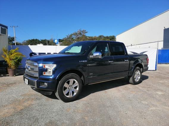 Ford Lobo Platinum Modelo 2016