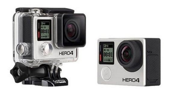 Câmera Digital Gopro Hero 4k30fps 12mp   Vitrine