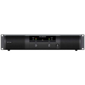 Behringer Nx3000 | Amplificador De Potencia 3000w