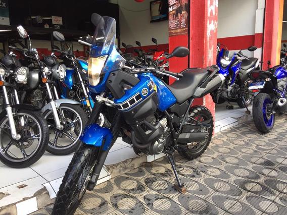 Yamaha Tenere 660z Ano 2013 Azul