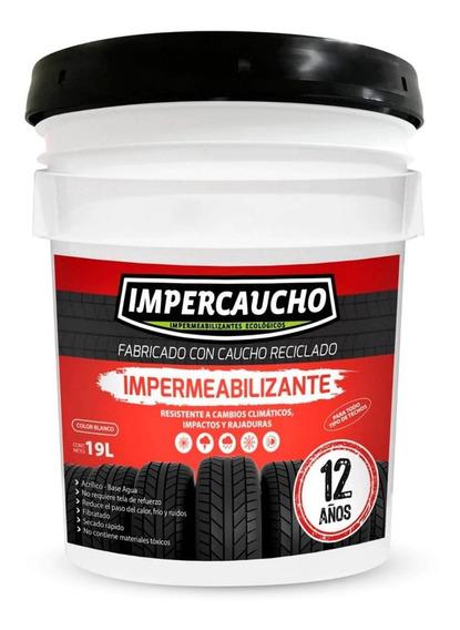 Impermeabilizante Impercaucho 12 Años Envio 100 Mxn Todo Mex