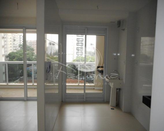 Apartamento Para Venda No Cambuí Em Campinas- Imobiliaria Campinas - Ap03553 - 67644615