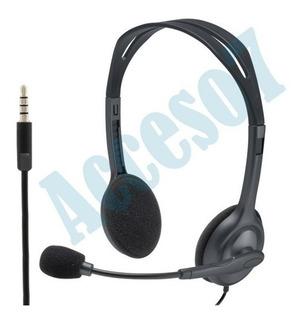 Diadema Audifonos Y Microfono Con 1 Solo Conector Xbox One Ps4 Nintendo Switch Smartphone Celular Tablet Laptop Chat