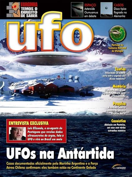 Ufos Na Antártida - Revista Ufo 257