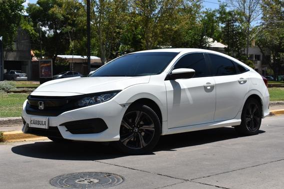 Honda Civic 2.0 Ex Cvt Sedán (154cv) L17 Aut. ¡inmaculado!