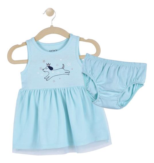 Vestido Sin Manga Carters Girls 16601610