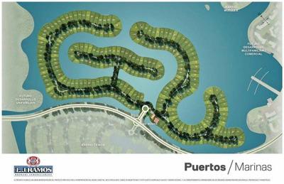 Terrenos O Lotes En Venta En Puertos - Barrio Marinas - Ramal Escobar Km 45 - Lote 32 - Al 100 En Belén De Escobar