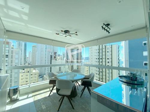 Imagem 1 de 15 de Apartamento 3 Suítes Alto Padrão Em Balneário Camboriú - 6273